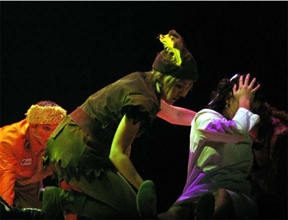 Peter Pan, al estilo Broadway