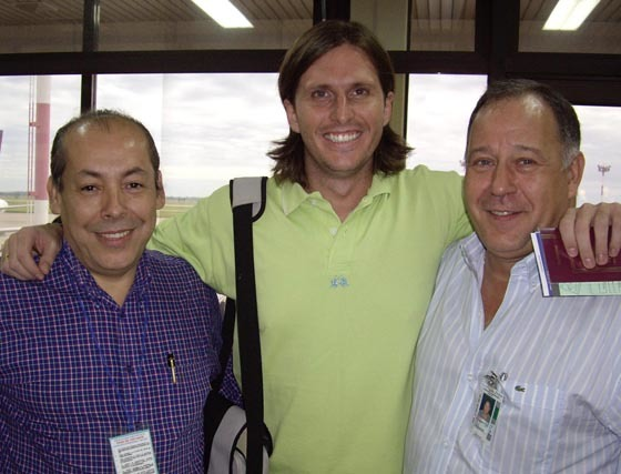 El regreso de Javier Villanueva