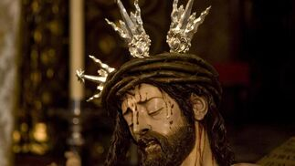 Restauración del Cristo de los Desamparados