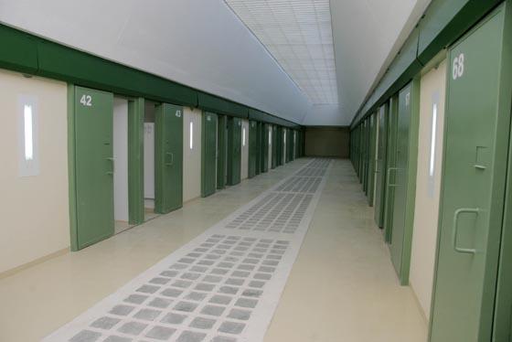 La nueva cárcel de Morón