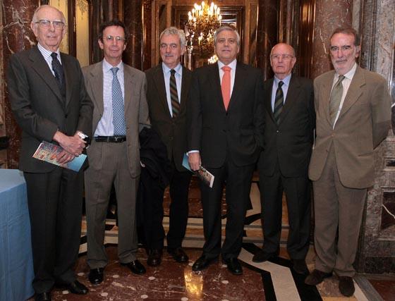 Presentación del Bicentenario de 1812 en Madrid