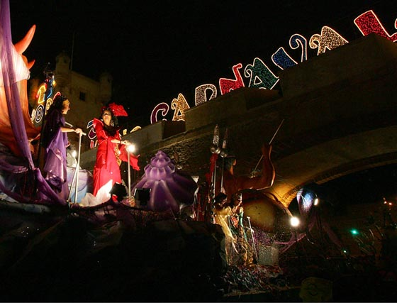 Cabalgata 2008