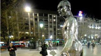 Las esculturas de Rodin visitan Granada