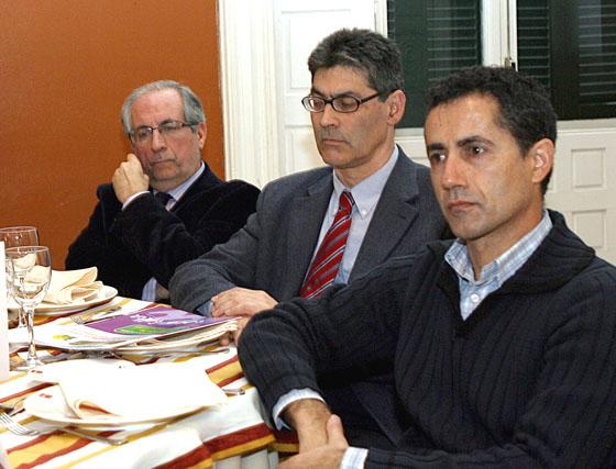 Diego Valderas en el Foro Joly