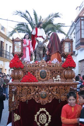 Galería: Semana Santa Lebrijana