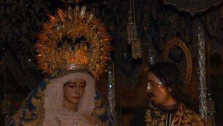 Siete años después, Pasión en el Salvador