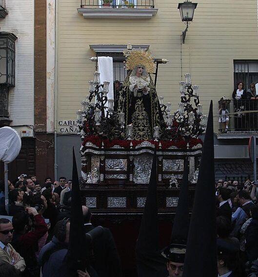 Salida de La Soledad de San Buenaventura