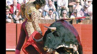 Curro Díaz: Gran tarde en San Miguel