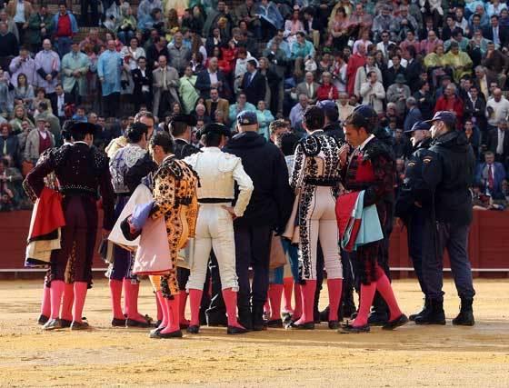 Vega, Cortés y Luque serán propuestos para una sanción grave