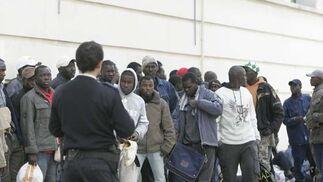 Los problemas de la inmigración