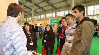 Feria de Empleo en Ifeca