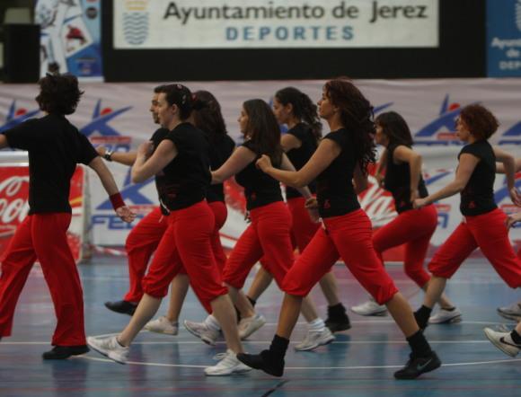XIV Aerobithón 'Ciudad de Jerez'