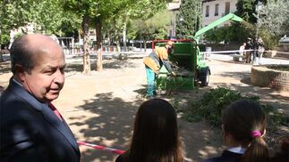 El 'Día de la Tierra' en Granada