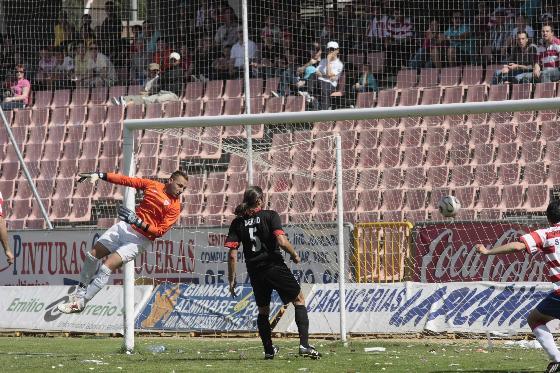 El Portuense, goleado en Granada