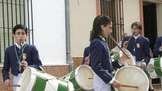 Salida de la Matriz de Almonte 2008