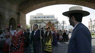 Las hermandades de la provincia emprenden el camino
