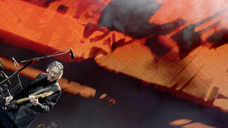 Galería de fotos: Roger Waters, rey de Atarfe