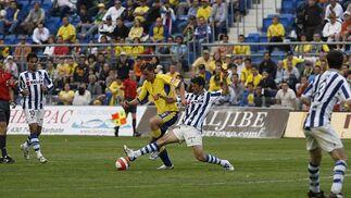 Punto insuficiente para el Cádiz ante la Real