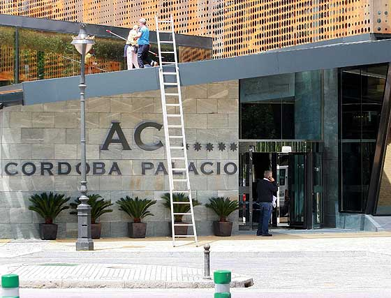 Del Meliá al AC Córdoba Palacio