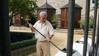 Vinoble 2008 empieza a tomar forma en el Alcázar