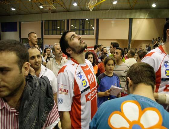 Algeciras se despide del balonmano de élite
