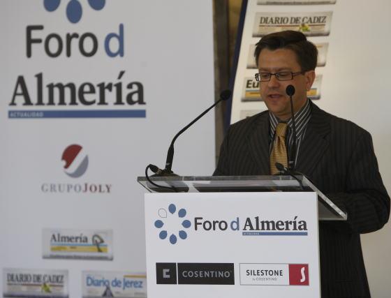 Galería Gráfica: I Foro de Almería: 'El valor de la marca en la empresa'.