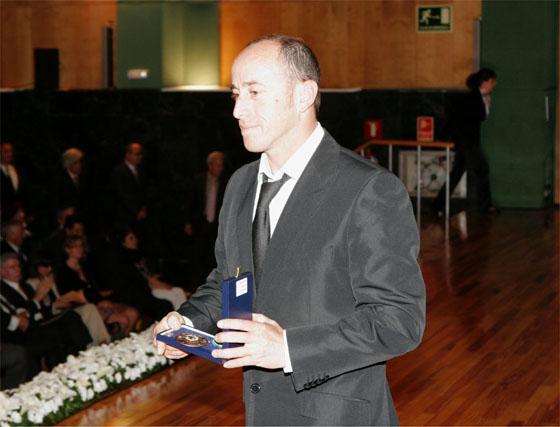 Seis granadinos reciben las medallas al Mérito Deportivo