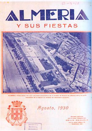 Carteles de la Feria de Almería