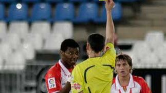 Almería-Real Madrid (1-1): El Madrid se escapa vivo del Mediterráneo