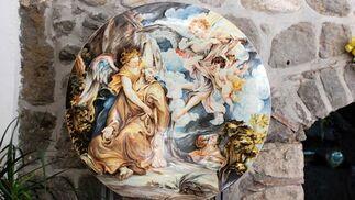 Exposición de cerámica italiana