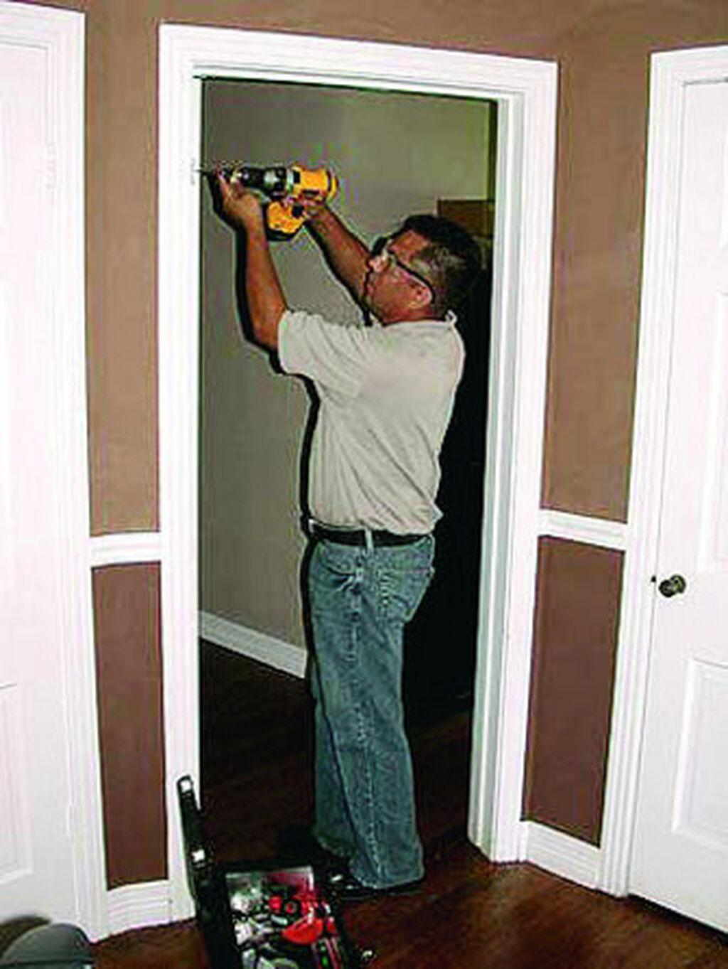 Cambiar las puertas del hogar con facilidad y a bajo precio