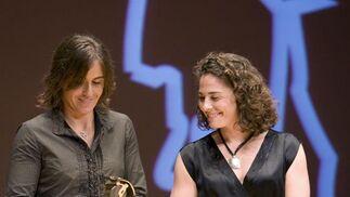 Las tenistas Virginia Ruano y Anabel Medina.  Foto: José Manuel vidal./ Efe