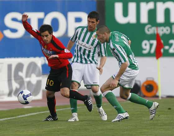 Las imágenes del Mallorca-Betis (3-3)