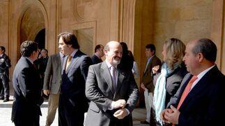 Presentación del Festival Internacional de Música y Danza en el Palacio de Carlos V.  Foto: Jesus Ochando