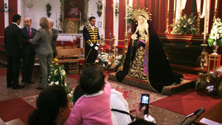 Nuestra Señora del Loreto, en San Pedro.  Foto: Vanesa Lobo