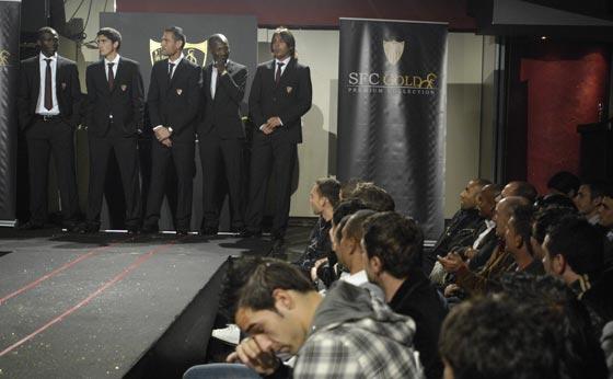 El presidente y muchos consejeros estuvieron en el evento.  Foto: Manuel Gomez