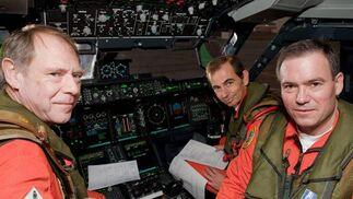 Primer vuelo del A400M