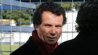 Ángel Garrido se mostró ayer confiado en que el próximo miércoles se ponga fin a la etapa de Ricardo García  Foto: Vanesa Lobo