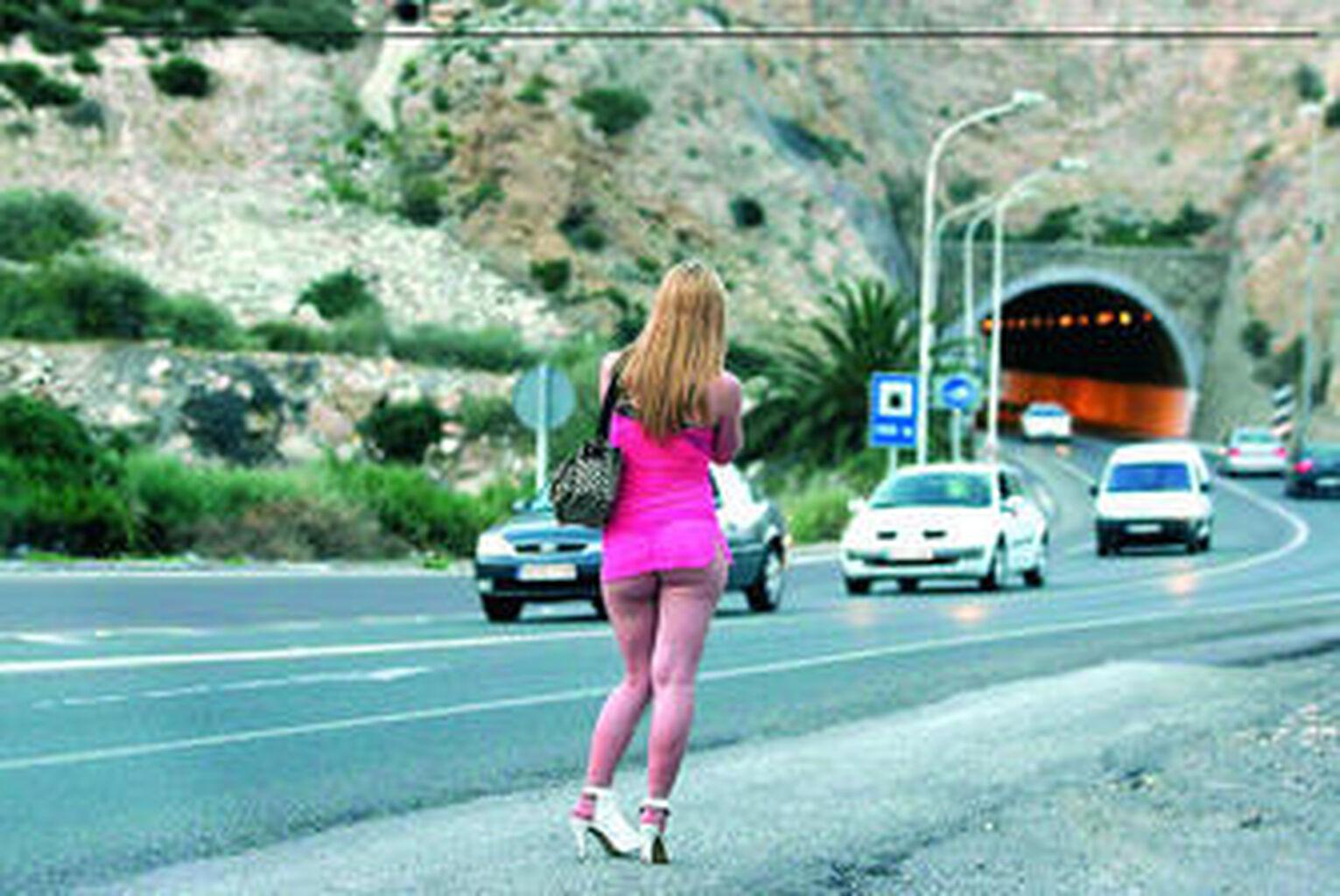 tipos de prostitutas prostitutas callejeras en sevilla