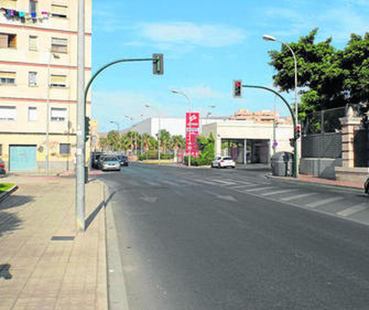 Cajamar calle recogidas
