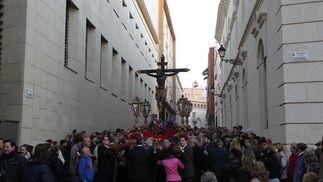 Cristo de la Escucha  Foto: Javier Alonso