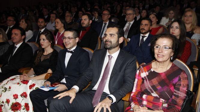 13f2190f3 Círculo Rojo llena de glamour su gran fiesta de las letras en Almería