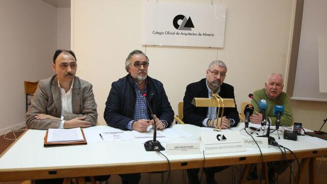 Proponen un plan estrat gico como sost n del uso p blico - Colegio arquitectos almeria ...