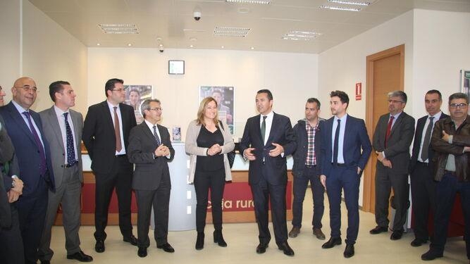 Caja rural granada abre nueva oficina en campohermoso y ya for Caja rural granada oficinas