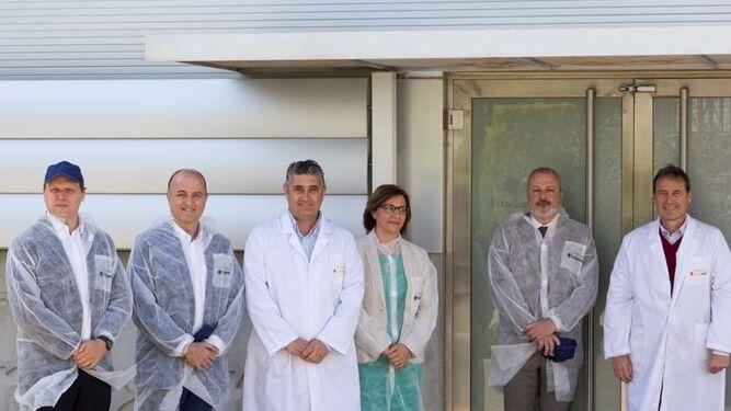 Visita guiada a la Estación Experimental de la Fundación Cajamar