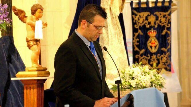 José Leyva pregonará a la hermandad.
