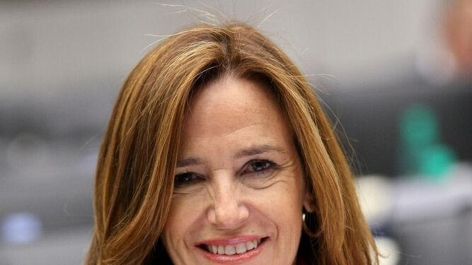 La eurodiputada popular Teresa Jiménez-Berrecil.