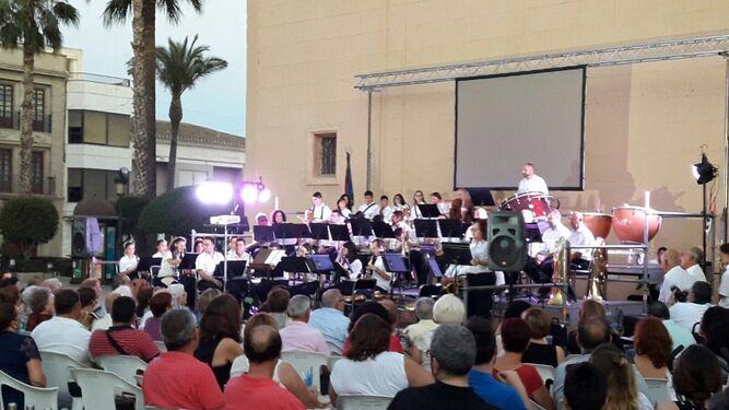 Concierto de la Asociación Musical Martín Alonso.