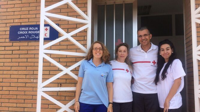 Cruz Roja, una ayuda social más allá del apoyo sanitario