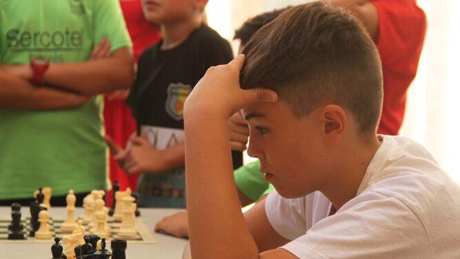 Pensando el siguiente movimiento en ajedrez.